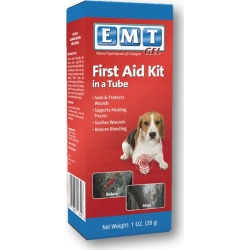 EMT Gel First Aid Kit Size 1 oz by PetAg