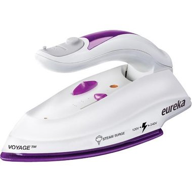 Eureka ERV600IP Voyage Compact Travel Iron