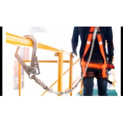 Fall Protection and working at Heights Training - Arabic