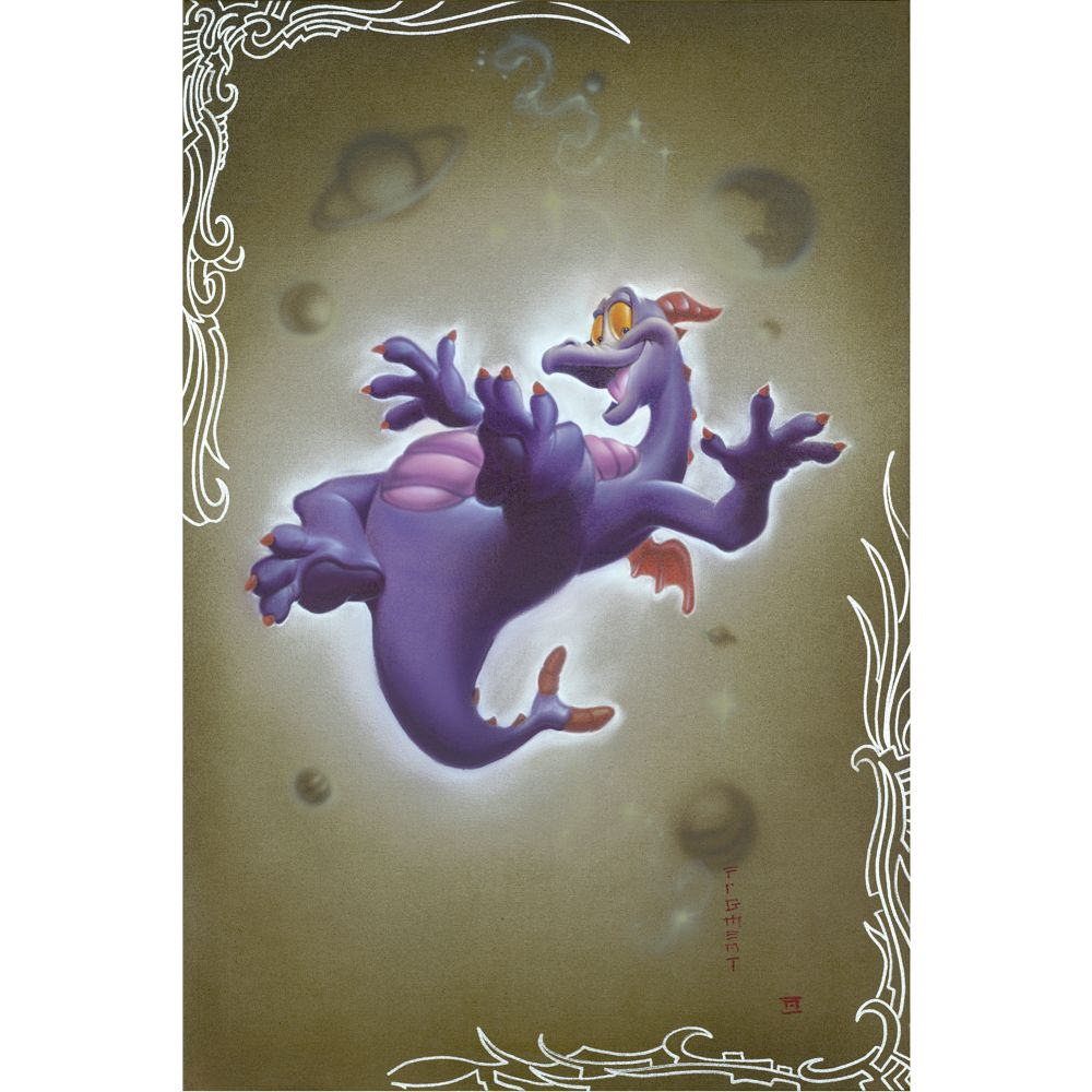 ''Figment'' Gicle by Noah Official shopDisney
