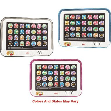 Fisher Price CHC74 Laugh & Learn Smart Stages Tablet 12 - 36M Assortment