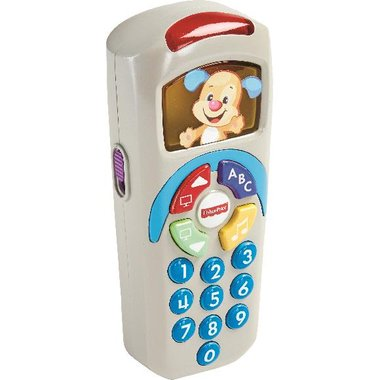 Fisher Price DGB78 Laugh & Learn Puppy & Sis' Remote Assortment
