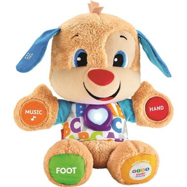 Fisher Price FDF21 Laugh And Learn Smart Stages Puppy
