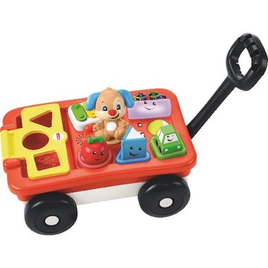 Fisher Price GCV97 Laugh And Learn Pull And Play Learning Wagon