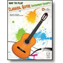 FJH Music Way To Play: Classical Guitar: ContemporaryConcepts 1