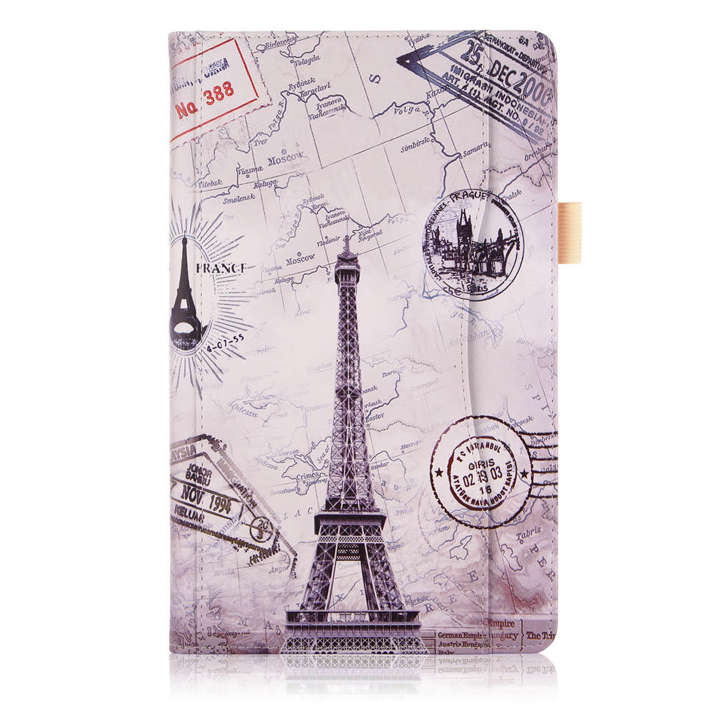 Folio Stand Printing Tablet Case Cover for Samsung Galaxy Tab A 10.5 T590 T595 T597 Tablet - Tower