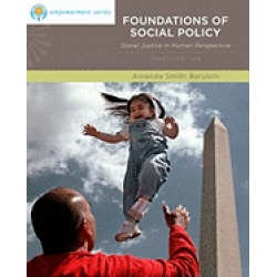foundations of social policy social justice in human perspective