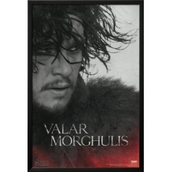 Framed Poster: Game of Thrones - S4 - Jon, 38x26in.