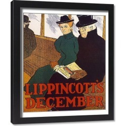 Framed Print. Lippincotts December