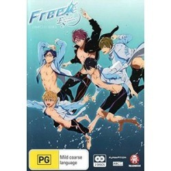 Free! Eternal Summer (Season 2 + Ova) (IMPORT)