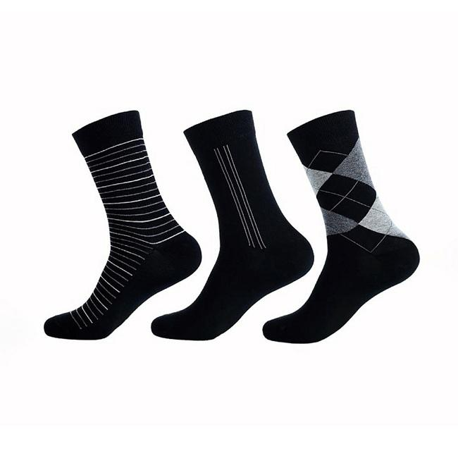 [FROM ] 365WEAR Mens Bacteriostatic Breathable Sports Business Stocking