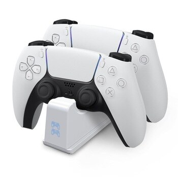 Game Handle Seat Stand Controller Stand Station Charging Dock Gamepad For Ps5 53CC