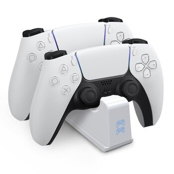 Game Handle Seat Stand Controller Stand Station Charging Dock Gamepad For Ps5 K9FC