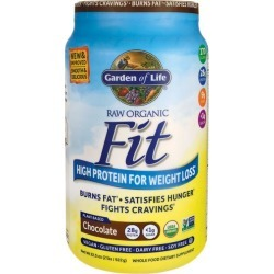 Garden of Life Raw Organic Fit High Protein for Weight Loss - Chocolate 32.5 oz Powder Weight Loss