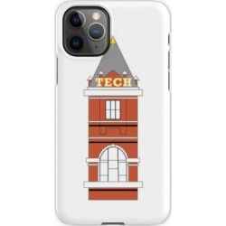 Georgia Tech Tech Tower iPhone 11 Pro Handyhülle