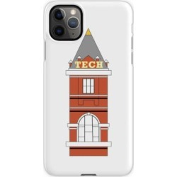 Georgia Tech Tech Tower iPhone 11 Pro Max Handyhülle