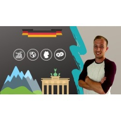 German Beginner Course Learn German fast and easy (A1)