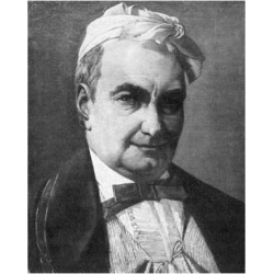 Giclee Painting: Charles Augustin Sainte-Beuve, French Literary Critic