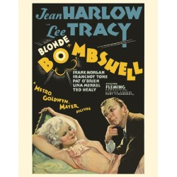 Giclee Painting: Pacifica Island Art's Blonde Bombshell - Starring Jea