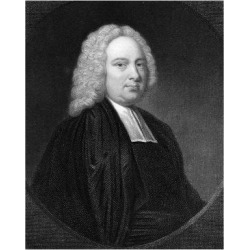 Giclee Painting: Scriven's James Bradley, 18th Century English Astrono