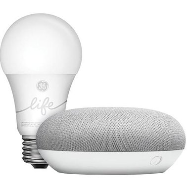 Google GA00518-US Smart Light Starter Kit With Google Assistant