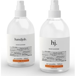 Handjob Pocket Mr Sensible 500ml - Alcohol Free