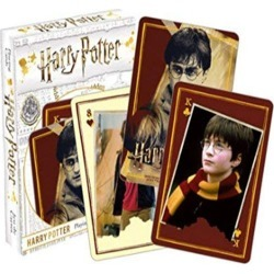 Harry Potter Harry Playing Cards - Multi