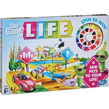 Hasbro THE GAME OF LIFE The Game Of Life