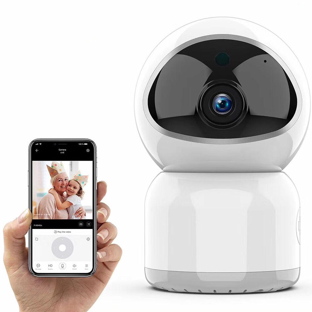 HD 1MP 2MP 3MP WIFI IP Camera Pan & Tilt Infrared Night Vision Two Way Talk Security Camera