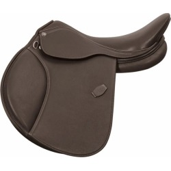 Henri de Rivel Covered A/O Saddle 17W XL Flap