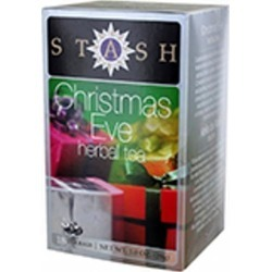 Herbal Tea Christmas Eve 18 Count by Stash Tea