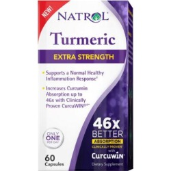 High Absorption Turmeric 60 CAPSULE by Natrol