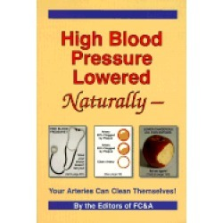high blood pressure lowered naturally your arteries can clean themselves