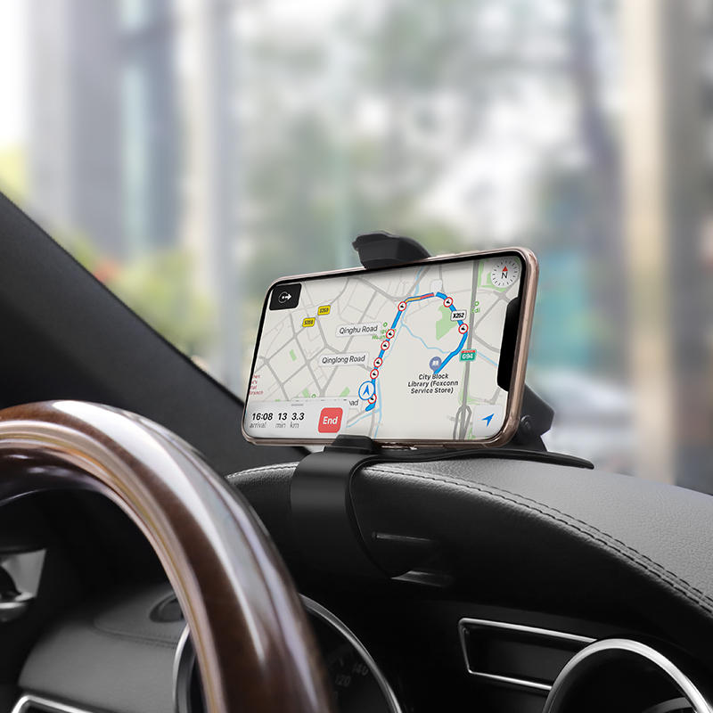 Hoco CA50 Car Dashboard Mount Phone Holder For GPS Smart Phone iPhone Samsung Huawei LG Oppo