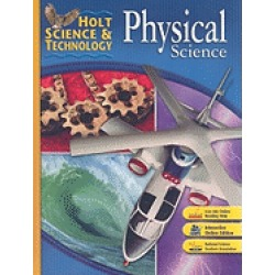 holt science and technology student edition physical science 2007