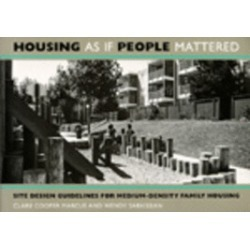 housing as if people mattered site design guidelines for medium density fam