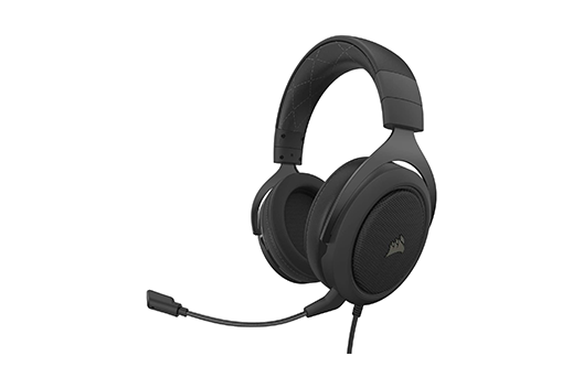 HS60 PRO SURROUND Gaming Headset — Carbon