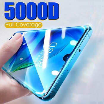 Hydrogel Film For ZTE Blade 20 smart A3 A5 A7 A7s 2020 Screen Protector on Blade A7 10 Prime Protective Screen Not Glass Film