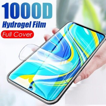 Hydrogel Film Screen Protector For Zte Blade A3 A5 A7 10 Prime 2020 Protective For ZTE BLADE A7 A5 2019 20 smart Not Glass