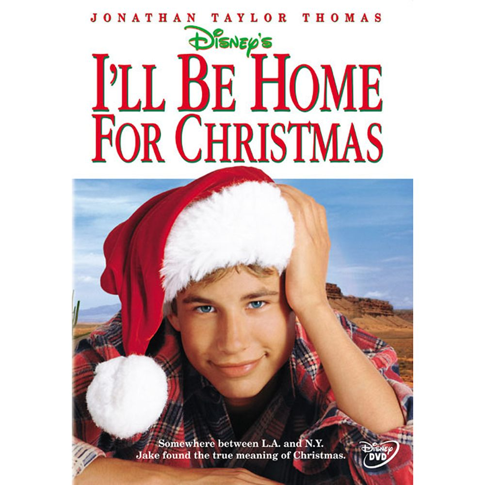 I'll Be Home for Christmas DVD Official shopDisney