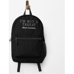 I'M NOT A THREAT Backpack