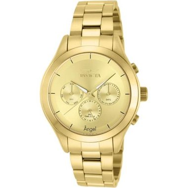 Invicta 12466 Women's Angel Collection Gold Watch