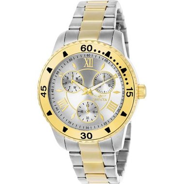 Invicta 21770 Women's Angel Collection Gold And Steel Watch