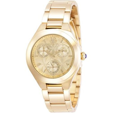 Invicta 30682 Lady Angel Collection Gold Watch