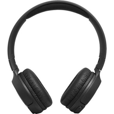 JBL JBLT500BTBLKAM Tune Wireless On-Ear Headphones With One-Button Remote And Mic
