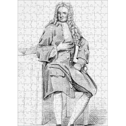 Jigsaw Puzzle. John Radcliffe - English physician, academic and politician