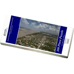 Jigsaw Puzzle. South of Georgetown GUYANA South America