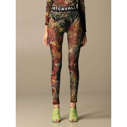 Just Cavalli Pants Just Cavalli Patterned Leggings