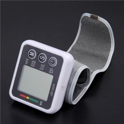 jzk-002ASY Electronic Blood Pressure Monitor - Black