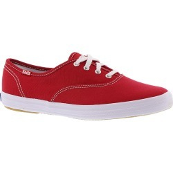 Keds Champion Oxford Women's Red Oxford 4.5 B